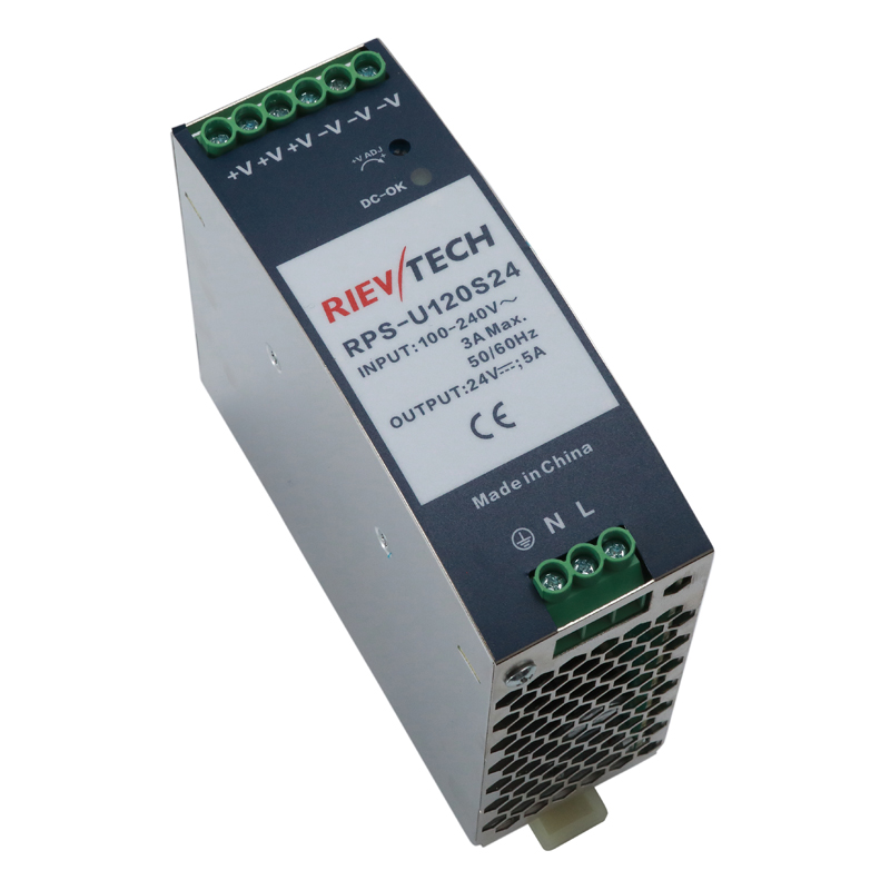 100W-DIN Rail switching power supply RPS-100 series